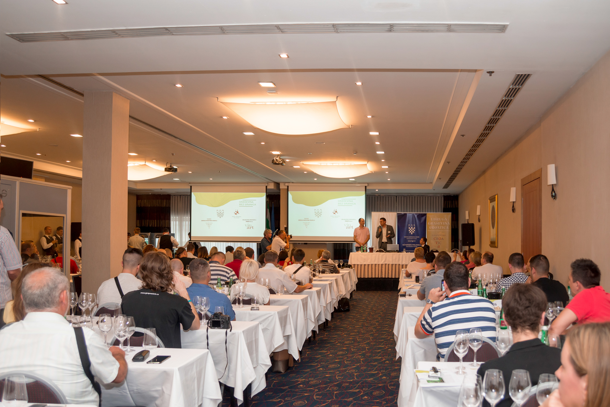 Održana prva internacionalna konferencija Graševina bez granica