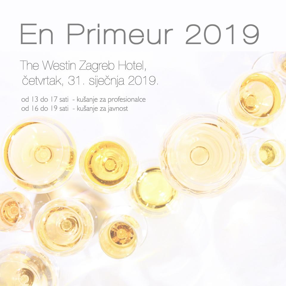 Najava događaja – En Primeur 2019, kušanje graševina, pošipa, pušipela i drugih sorti